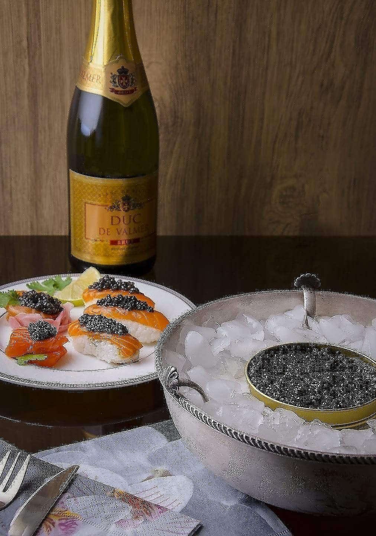 Stör Kaviar von Exquisit Caviar / Beluga Kaviar und mehr