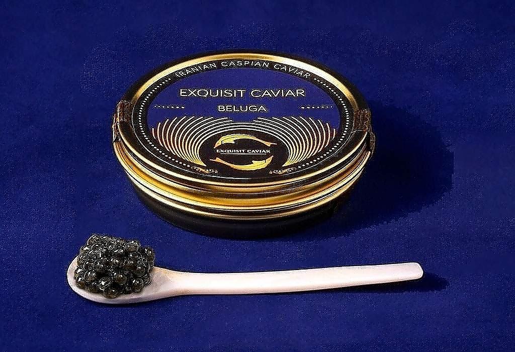 Beluga Kaviar Iran